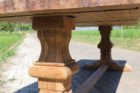 TEAK&WOOD_DINING TABLE_CASTLE_ KASAR 260CM_3