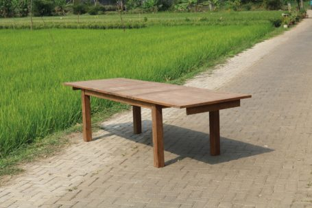 TEAK&WOOD_DINING TABLE_IJZER_UITSCHUIF DENGKLEH_1