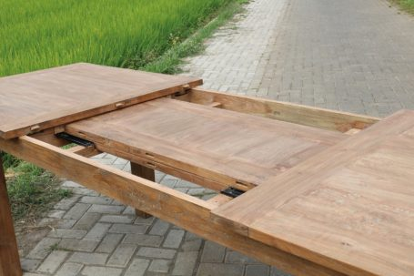 TEAK&WOOD_DINING TABLE_IJZER_UITSCHUIF DENGKLEH_2