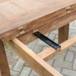 TEAK&WOOD_DINING TABLE_IJZER_UITSCHUIF DENGKLEH_3