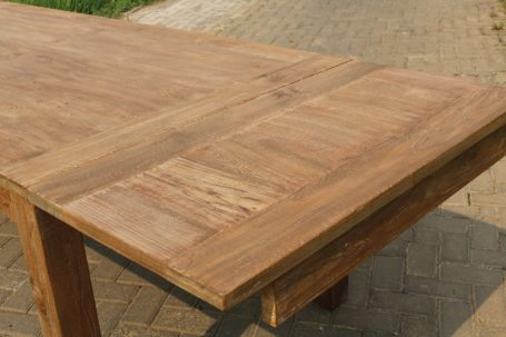 TEAK&WOOD_DINING TABLE_UITSCHUIF DENGKLEH_5
