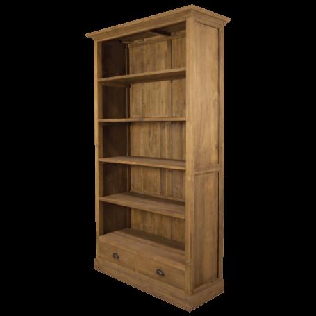 Boekenkast AB-801 | Teak en Wood