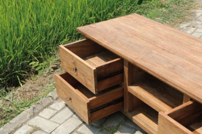 Tv Meubel Teak Modern.Ruime Collectie Teakhouten Tv Kasten Teak En Wood