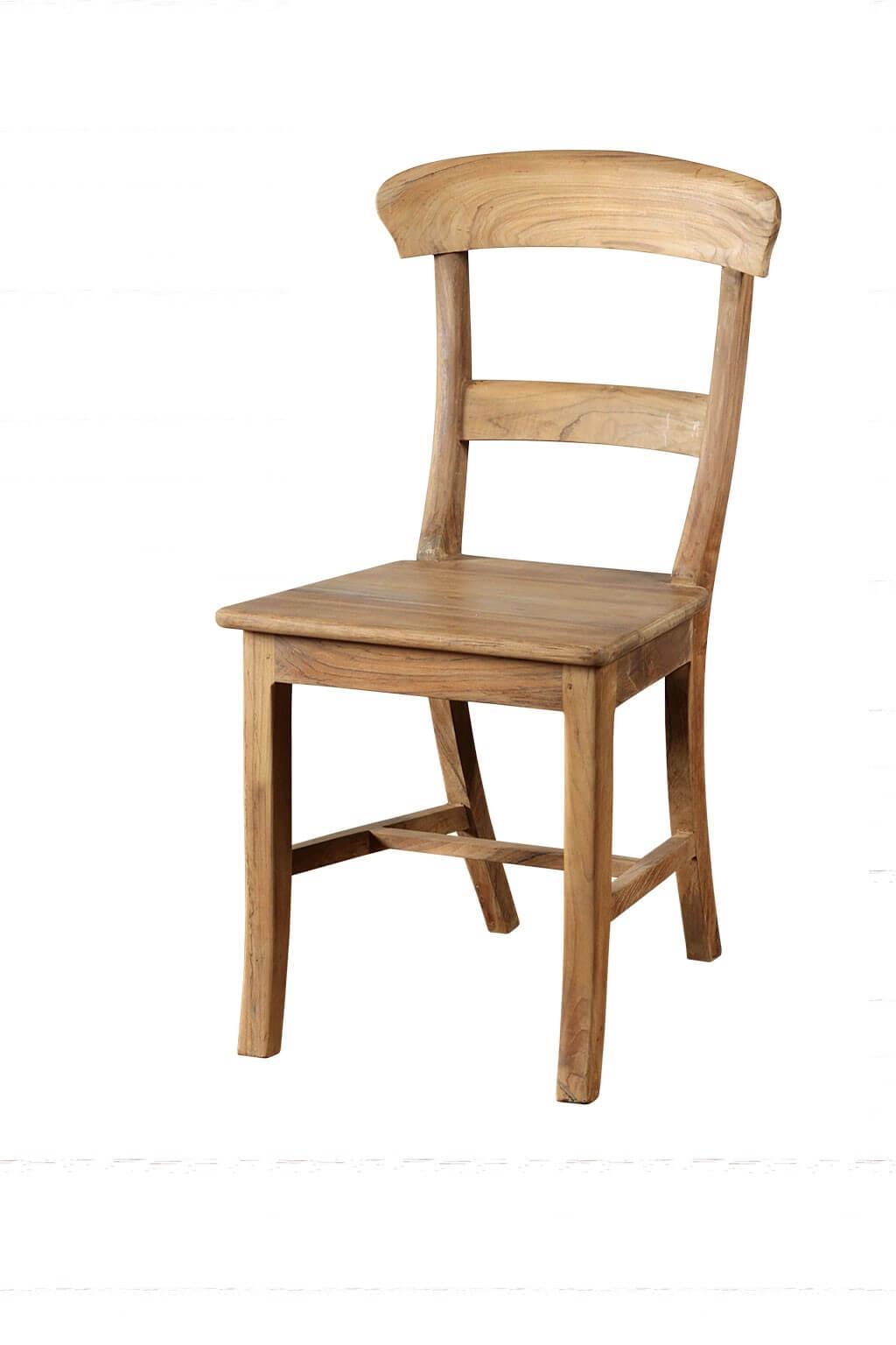 Eetkamerstoel barback teak en wood for Eetkamer stoel