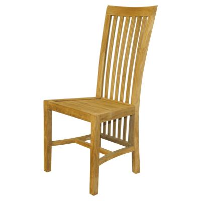 Teakhouten stoelen voor een warme eetkamer inrichting - Teak en Wood