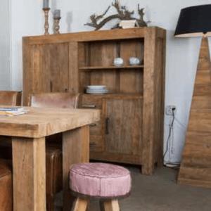 Houten meubelen outlet