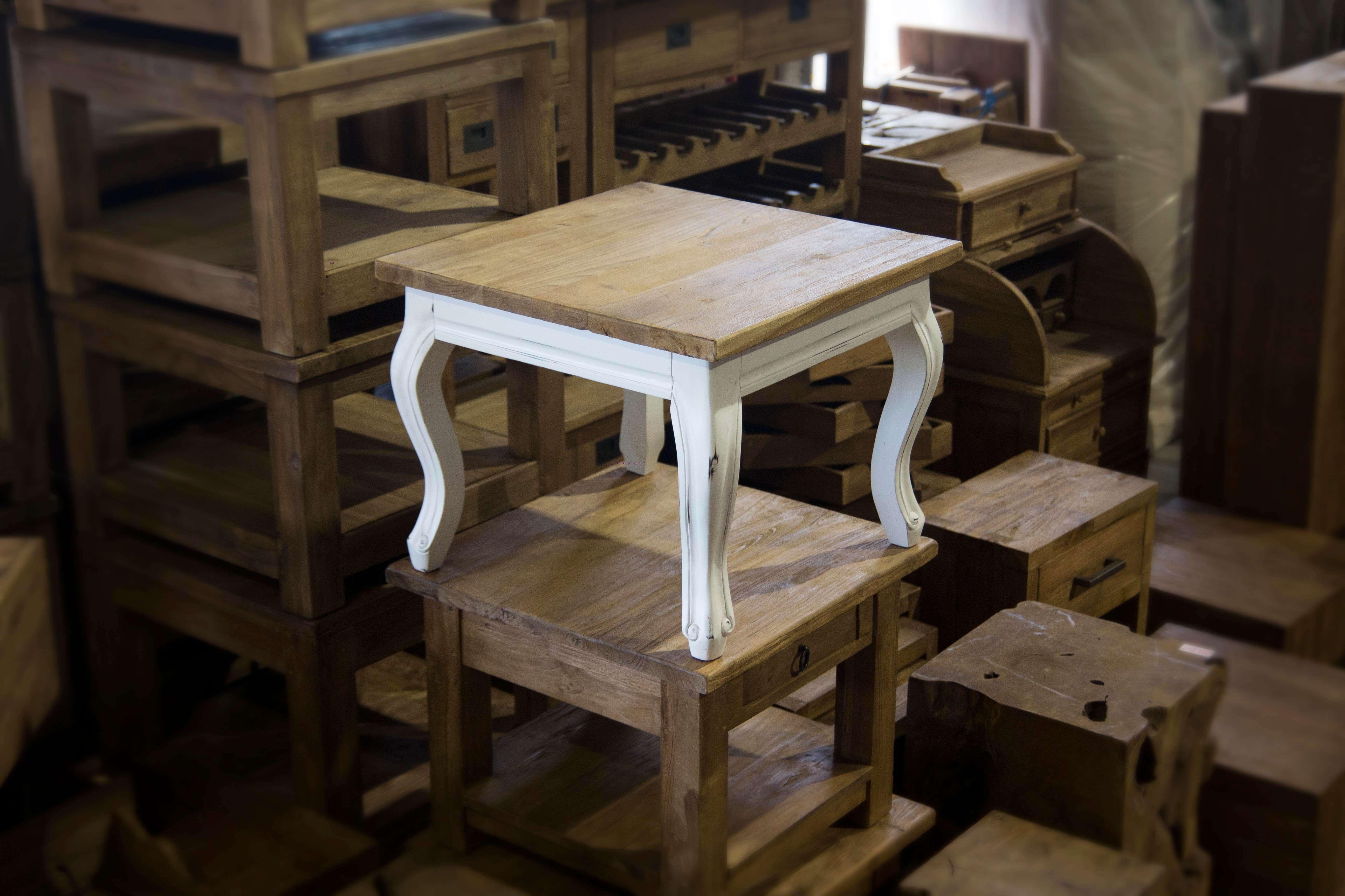 Meubels van teakhout verven kan dat teak en wood for Meubels teak