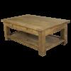 Salontafel Dengkleh + plank