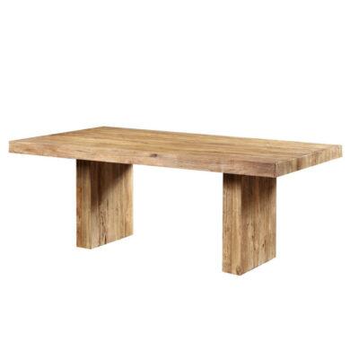 Teak tafel