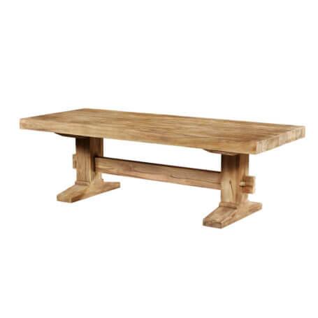 Eetkamertafel Mega Mixed Wood | Teak en Wood