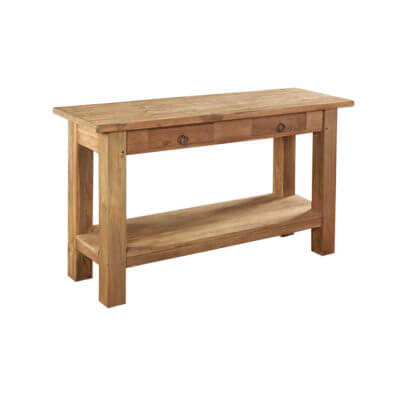 teakhouten sidetables met of zonder lades teak en wood. Black Bedroom Furniture Sets. Home Design Ideas