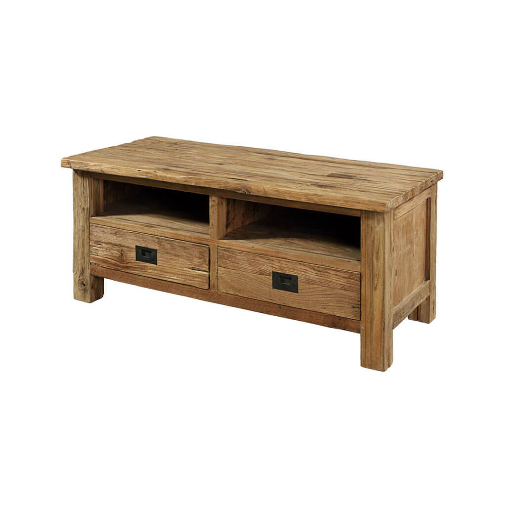 Tv kast harno teak en wood for Meubels teak