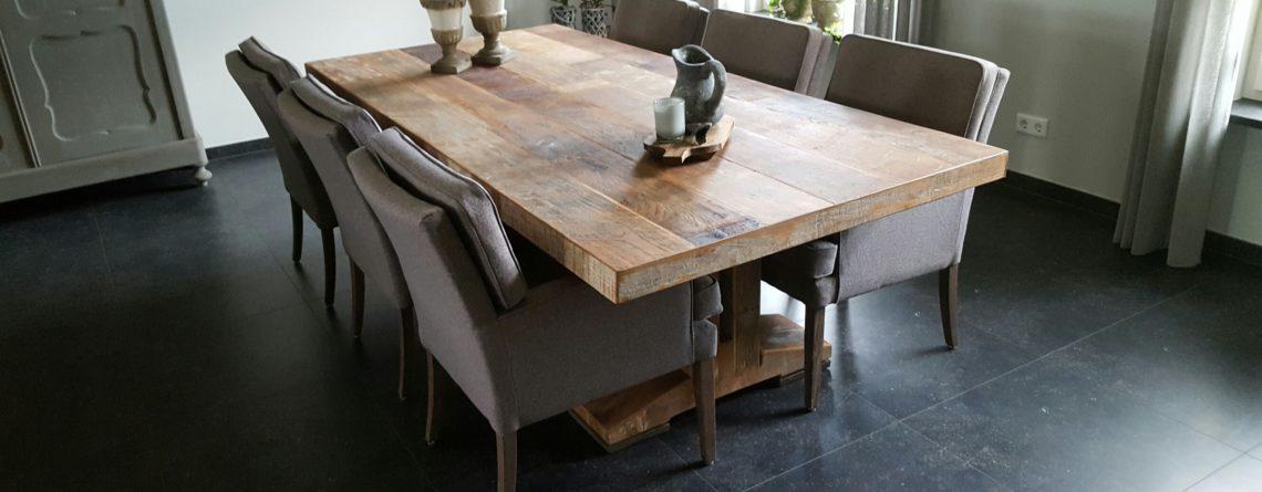 Moderne Teak Eettafel.Een Teak Tafel Voor Iedere Interieurstijl Teak En Wood