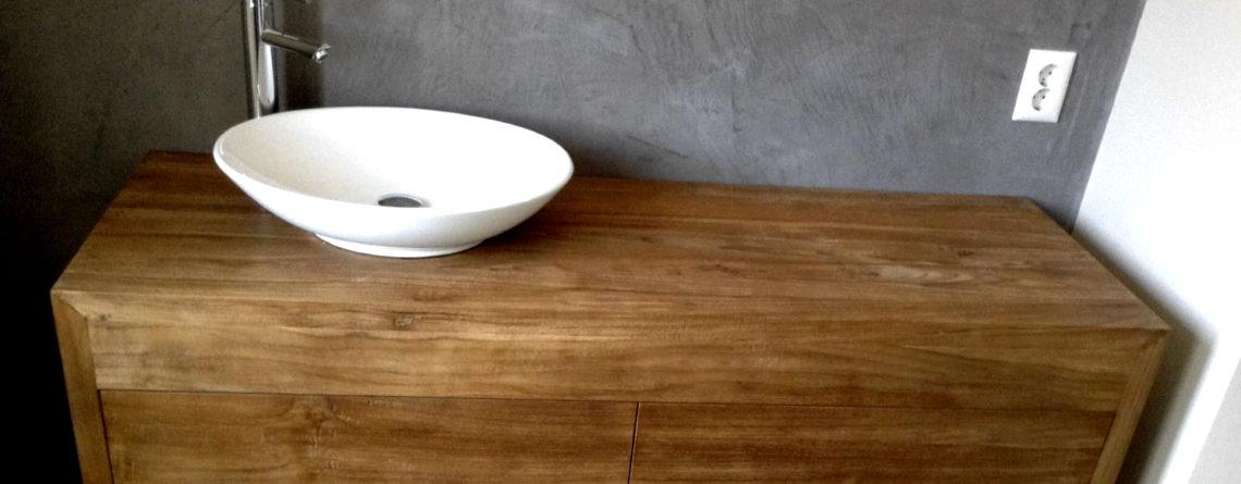 Teakhouten meubels op maat gemaakt | Teak en Wood