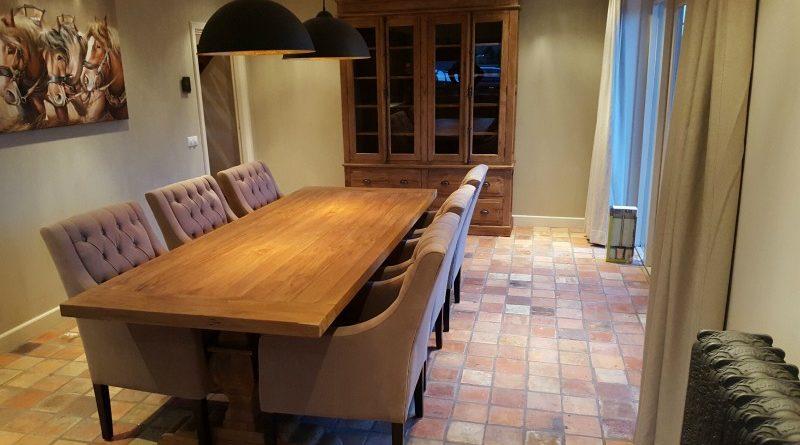 3 tips voor een landelijke woonkamer teak en wood for Landelijke woonkamer tips