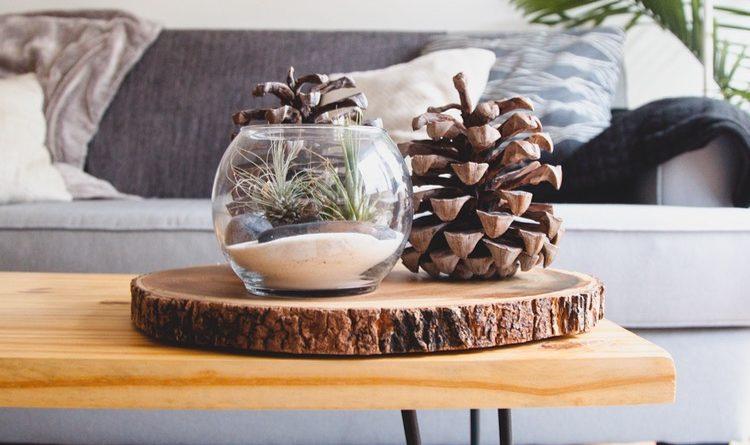 Is jouw woonkamer al klaar voor de herfst? teak en wood
