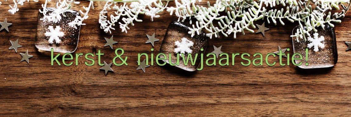 Teak en Wood kerst en nieuwjaarsactie