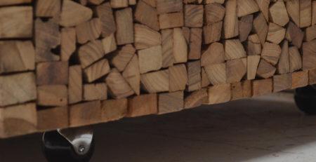 massief houten meubel