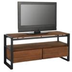 FD 230110 tv meubel 2 laden open vak3