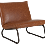 RI 191056 Yarra Lounge chair Cognac_2