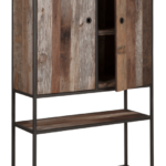 TU 610010 Tuareg Cupboard 2 doors 1 rack_3
