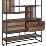 TU 610020 Tuareg Bookrack 2 drawers 7 racks_3 (1)