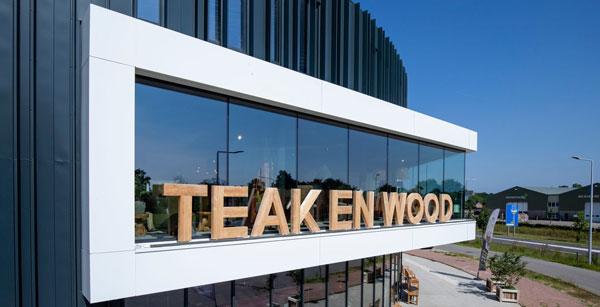 Teak en Wood