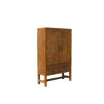 CABINET 2P WITH DRAWER (1)