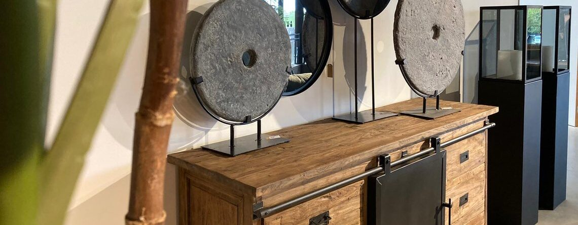 teak dressoir